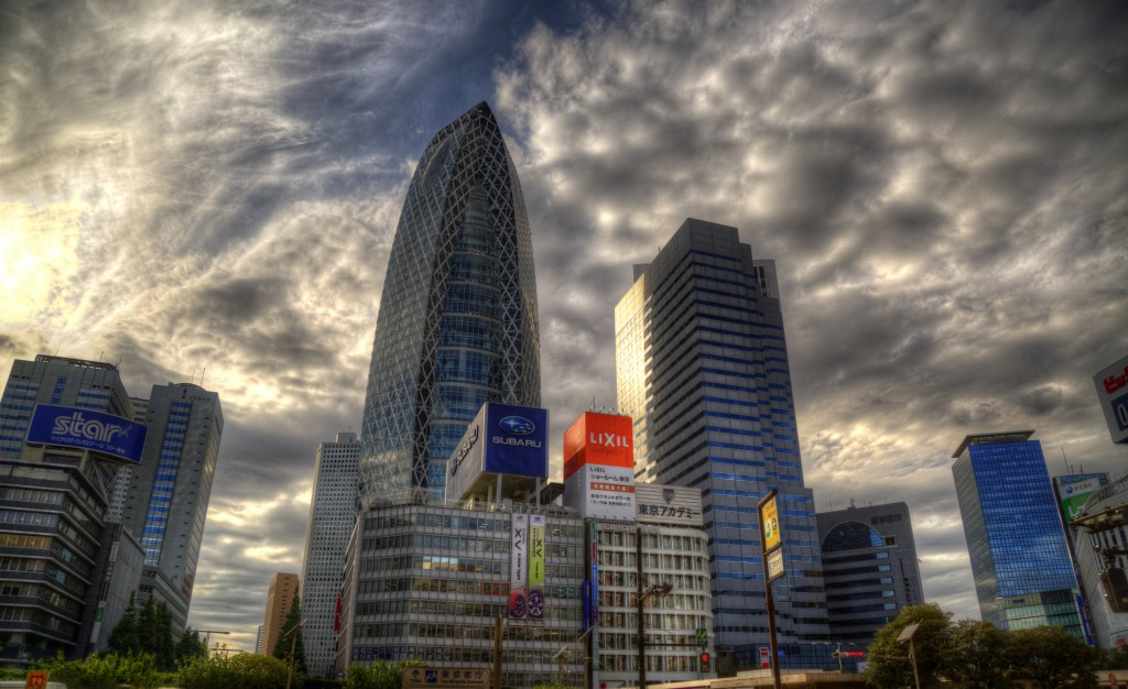 T1 downtown tokyo