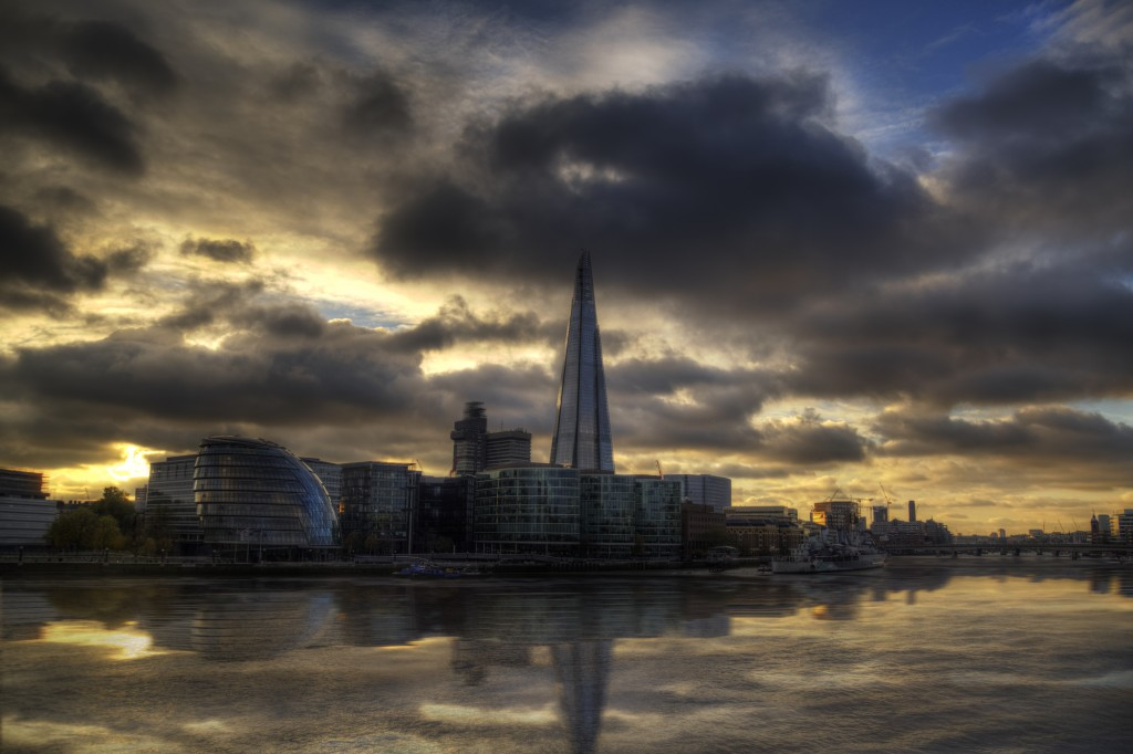 London The City I call Home